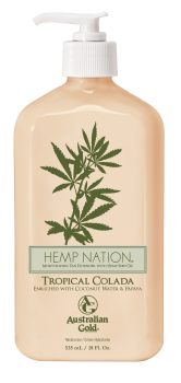 Hemp Nation Tropical Colada NEW