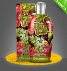 Tropical Fruits NEW