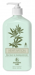 Hemp Nation® Sea Salt & Sandalwood НОВИНКА 2017